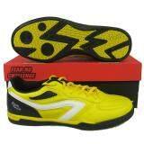 รองเท้ากีฬา รองเท้าฟุตซอล เบรกเกอร์ Breaker Bk 1101 Zein Trap เหลือง เป็นต้นฉบับ