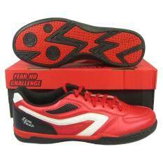 ส่วนลด รองเท้ากีฬา รองเท้าฟุตซอล Breaker Bk 1101 Zein Trap แดง Breaker กรุงเทพมหานคร