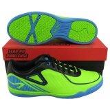 ซื้อ รองเท้ากีฬา รองเท้าฟุตซอล Breaker Bk 1203 เขียว ถูก ใน กรุงเทพมหานคร