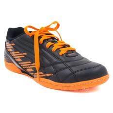 ความคิดเห็น Breaker รองเท้ากีฬาฟุตซอล รุ่น Bk0805 สีดำส้ม