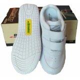 ซื้อ รองเท้านักเรียน Breaker รุ่น F 12 ติดเทป สีขาว ใหม่