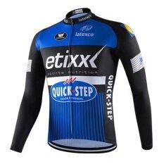 ราคา Breathable ขี่จักรยาน Jersey ฤดูใบไม้ร่วงฤดูใบไม้ผลิแขนยาวจักรยานเสื้อผ้า Unbranded Generic เป็นต้นฉบับ