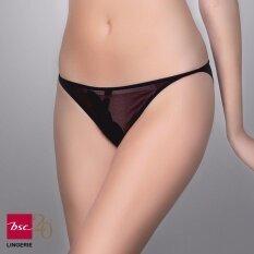 ซื้อ Bsc G Sting Panty สีดำ Black Bu6116Bl Bsc ถูก