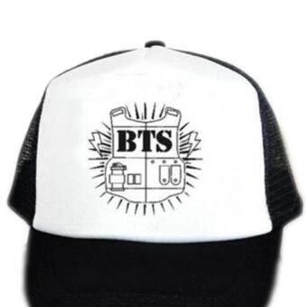 แนะนำ BTS Bangtan Boys ปรับหมวกหมวกเบสบอลหมวก