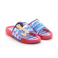 ส่วนลด Splash New Arrival Bubble Gummer รองเท้าแตะเด็กผู้หญิง Bbg Summer ลาย Princess สีชมพู รหัส 3619586 3615782 Bata