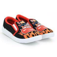 ขาย Special Bubble Gummers รองเท้าผ้าใบเด็กผู้ชายลาย Cars สีดำ รหัส 3596060 Bata ออนไลน์