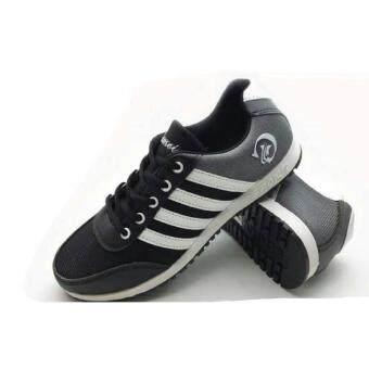 Bumei รองเท้าผ้าใบ(ชาย) รุ่นWW601040-45