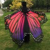 ขาย Butterfly Wing Cape Scarf ราคาถูกที่สุด