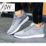 โปรโมชั่น Bw รองเท้าผ้าใบผู้ชาย สไตล์ สปอร์ต นุ่มสบาย เรียบหรู ดูดี Beautywomen ใหม่ล่าสุด