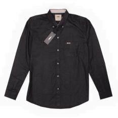 โปรโมชั่น เสื้อเชิ๊ตชาย By Tawada T012 สีดำ Tawada