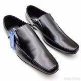ขาย Cabaye รองเท้าหนังผู้ชาย รองเท้าคัทชู Ca110 Black Cabaye ถูก