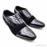 ราคา Cabaye รองเท้าคัชชูผู้ชาย รองเท้าทางการ Ca3000 Black ใน กรุงเทพมหานคร