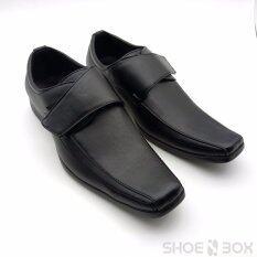 ซื้อ Cabaye รองเท้าคัชชูผู้ชาย รองเท้าทางการ Ca107 Black ใหม่ล่าสุด