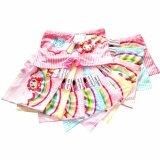 ราคา C L กางเกงชั้นในเด็กหญิงขาสั้น Baby Boom A 6 สีชมพูเข้ม ชมพูอ่อน โอรส ฟ้า เหลือง 10ตัว Set Unbranded Generic เป็นต้นฉบับ