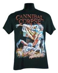 ขาย ซื้อ ออนไลน์ เสื้อวง Cannibal Corpse เสื้อยืดวงดนตรีร็อค เสื้อร็อค Cnc1564 ส่งจากไทย