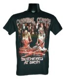 ซื้อ เสื้อวง Cannibal Corpse เสื้อยืดวงดนตรีร็อค เมทัล เสื้อร็อค Cnc678 ส่งจาก กทม ถูก