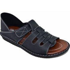 ราคา Canue รองเท้าแตะผู้ชาย รุ่น B2559 Black Cando กรุงเทพมหานคร