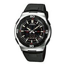 ซื้อ Casio Active Dial Men นาฬิกาข้อมือ รุ่น Aq 164W 1Avdf Casio ถูก
