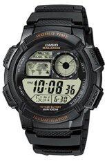 โปรโมชั่น Casio นาฬิกาผู้ชาย ระบบดิจิตอล รุ่น Ae 1000W 1Avdf สีดำ