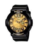 ซื้อ Casio Baby G นาฬิกาข้อมือ สายเรซิ่น รุ่น Bga 160 1Bdr Black ออนไลน์ ถูก