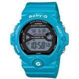 ขาย ซื้อ Casio Baby G นาฬิกาข้อมือ สีฟ้า สายเรซิ่น รุ่น Bg 6903 2 สงขลา