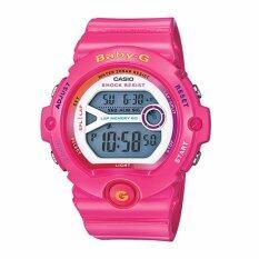 ขาย Casio Baby G นาฬิกาข้อมือ สีขมพู สายเรซิ่น รุ่น Bg 6903 4B ถูก สงขลา