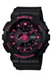 ซื้อ Casio Baby G Women S Black Resin Strap Watch Ba 111 1A