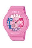 ซื้อ Casio Baby G Women S Pink Resin Strap Watch Bga 131 4B3 ออนไลน์ ฮ่องกง