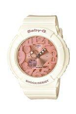 ขาย Casio Baby G Women S White Resin Strap Watch Bga 131 7B2 ราคาถูกที่สุด