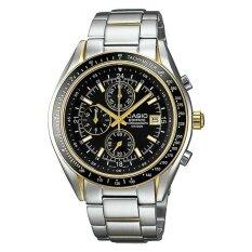 ซื้อ Casio นาฬิกาข้อมือ Edifice รุ่น Ef 503Sg 1 Silver สงขลา