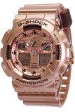ราคา Casio G Shock Analog Digital นาฬิกาข้อมือชาย สีทอง สายเรซิ่น Ga 100Gd 9 ออนไลน์ นนทบุรี