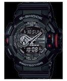 ทบทวน ที่สุด Casio G Shock นาฬิกาข้อมือ สายเรซิ่น รุ่น Ga 400 1Bdr สีดำ