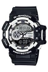 ขาย Casio G Shock Men S Black Resin Strap Watch Ga 400 1A เป็นต้นฉบับ