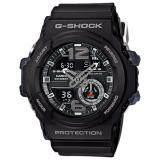 ส่วนลด Casio G Shock นาฬิกาข้อมือ Analog Digital รุ่น Ga 310 1A สีดำ Casio G Shock