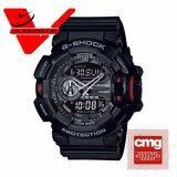 Casio G Shock นาฬิกาข้อมือชาย สายยางเรซิ้น รุ่น Ga 400 1Bdr สีดำ ประกัน Cmg ศูนย์เซ็นทรัล1ปี ใน พะเยา