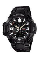 ราคา Casio G Shock นาฬิกาข้อมือชาย สีดำ สายซิริโคน รุ่น Ga 1000Fc 1Adr ราคาถูกที่สุด