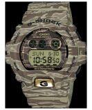 ขาย ซื้อ Casio G Shock นาฬิกาข้อมือผู้ชาย สีน้ำตาล สายเรซิ่น รุ่น Gd X6900Tc 5 ใน สงขลา