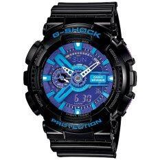 ราคา Casio G Shock นาฬิกาข้อมือ รุ่น Ga 110Hc 1A Black ออนไลน์ Thailand