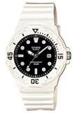 ราคา Casio นาฬิกาข้อมือสุภาพสตรี สีขาว สายเรซิ่น รุ่น Lrw 200H 1Evdf ที่สุด