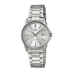 โปรโมชั่น Casio นาฬิกาข้อมือ รุ่น Ltp 1183A 7A Silver Thailand