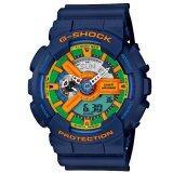 ราคา Casio นาฬิกา G Shock รุ่น Ga 110Fc 2Adr ออนไลน์