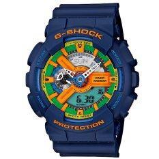 Casio นาฬิกา G Shock รุ่น Ga 110Fc 2Adr ถูก