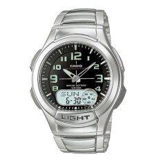 ขาย Casio นาฬิกาข้อมือ Standard รุ่น Aq180Wd 1B Silver ใน สงขลา