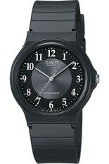 ซื้อ Casio Standard นาฬิกาข้อมือ รุ่น Mq24 1B3 Black ใหม่ล่าสุด