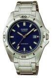 ราคา Casio Standard นาฬิกาข้อมือ คาสิโอ สายสแตนเลส รุ่น Mtp 1244D 2Adf สีเงิน Casio เป็นต้นฉบับ