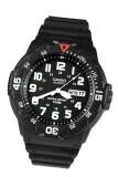 ขาย Casio Standard นาฬิกาข้อมือผู้ชาย สีดำ Resin Strap รุ่น Mrw 200H 1Bvdf Casio Standard ออนไลน์