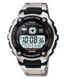 ขาย Casio Standard นาฬิกาข้อมือ รุ่น Ae 2000Wd 1Av ถูก
