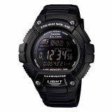 ส่วนลด สินค้า Casio Standard นาฬิกาข้อมือ รุ่น Solar Power W S220 1B Black