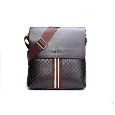 ขาย กระเป๋าสะพายข้าง Casual Messenger Bag รุ่น 60 สีน้ำตาล 365Ok ผู้ค้าส่ง