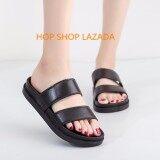 ทบทวน ที่สุด รองเท้าแตะ รองเท้าหญิงรองเท้าแฟชั่น นุ่ม ใส่สบาย Cdm16808 (แนะนำให้ซื้อเพิ่ม1เบอร์)